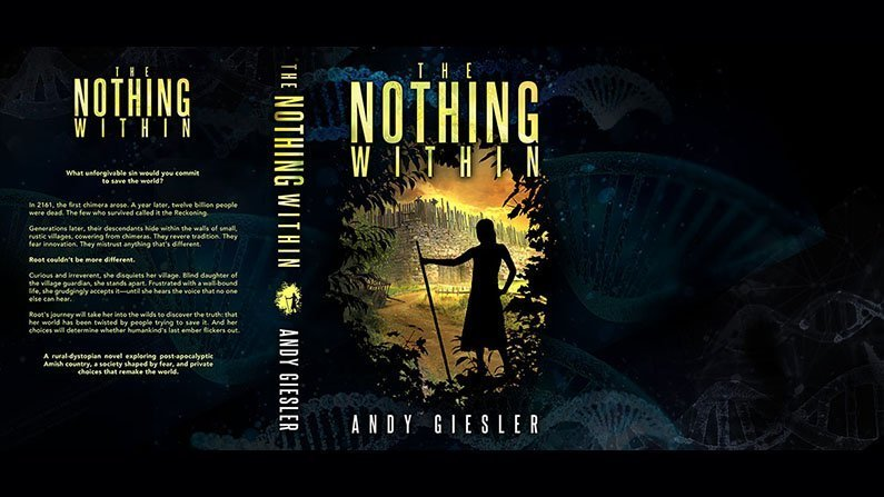 Cover art for The Nothing Within