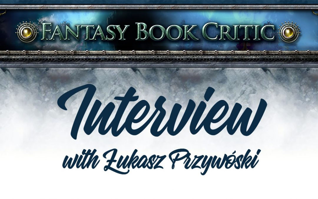 Interview: Fantasy Book Critic
